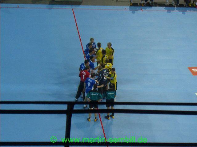 Gummersbach - Kronau (Handball)